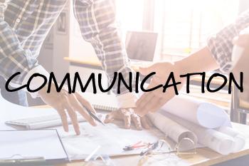 Aspect Design Inc.: Communication