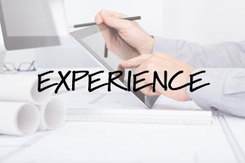 Aspect Design Inc.: Experience